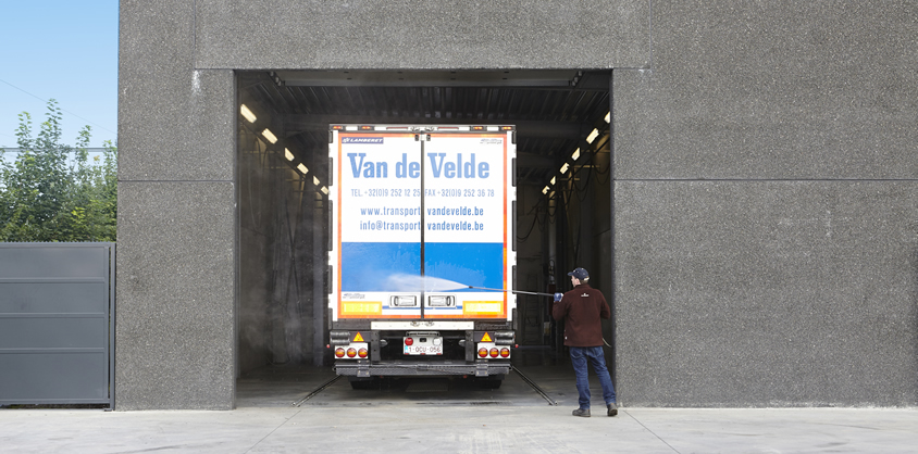 van de velde transport